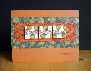 Finished-card