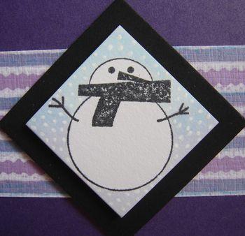 Close-up-copic-snowman
