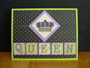 Cropped finished-queen-card
