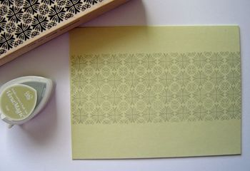 Showing-stamped-background