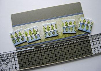 Centering-ruler