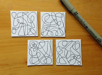 Pen-work
