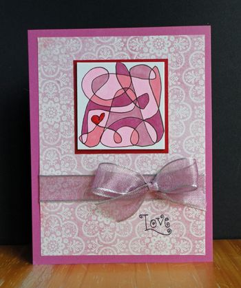 Card-with-ribbon