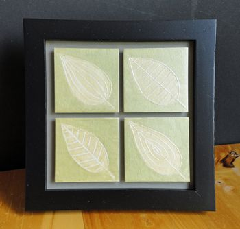 Leaves-in-frame