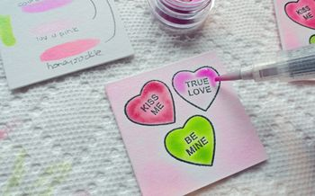 Close-up-conv-hearts