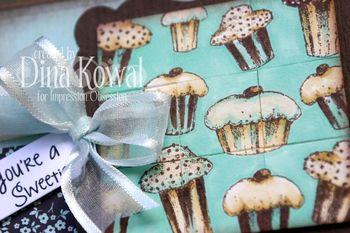 Close up cupcake card Jan 17