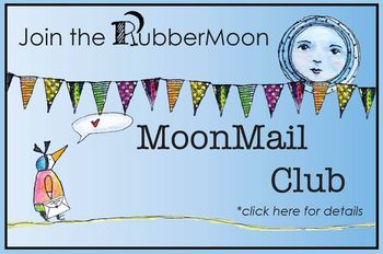 Rubbermoon mail club logo