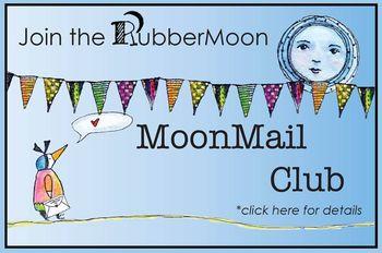 Rubbermoon mail club logo