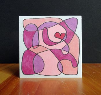One-line-valentine