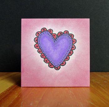 Halo-heart