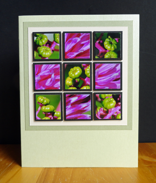 Pink-green-photo-card