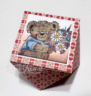 Dina box top